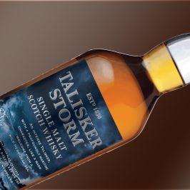 News – Talisker Storm – Neuer Single Malt Whisky von Skye