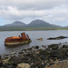 Whisky Reise Schottland 2.0 – Tag 1 und 2 – Ankunft und Arran