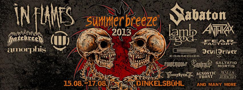 Event Summer Breeze 2013