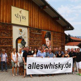Slyrs Bavarian Malt Whisky (Deutschland) Brennerei Steckbrief