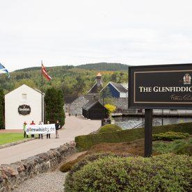 Glenfiddich Malt Whisky Distillery (Schottland) Brennerei Steckbrief