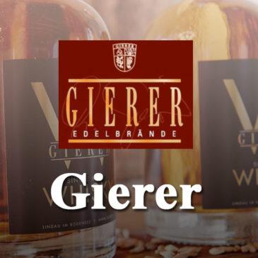 Gierer (Deutschland) Brennerei Steckbrief