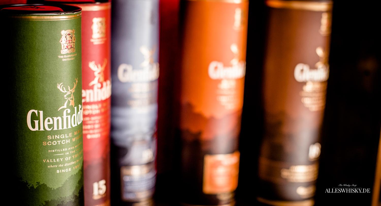 Glenfiddich - Der Wegbereiter für den Malt Whisky Boom ab den 1960er Jahren