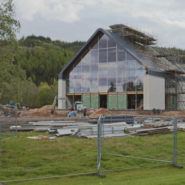 News – Dalmunach Brennerei ist offiziell eingeweiht
