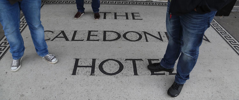 Aberdeen Caledonia Hotel Mai 2015