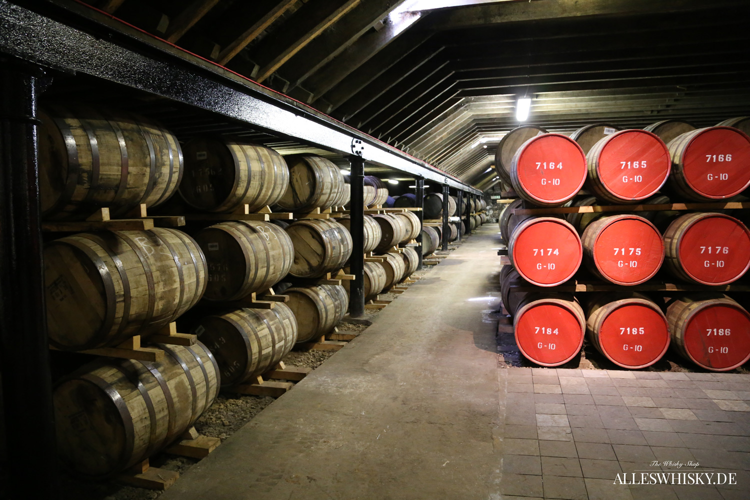 Glenmorangie Warehouse