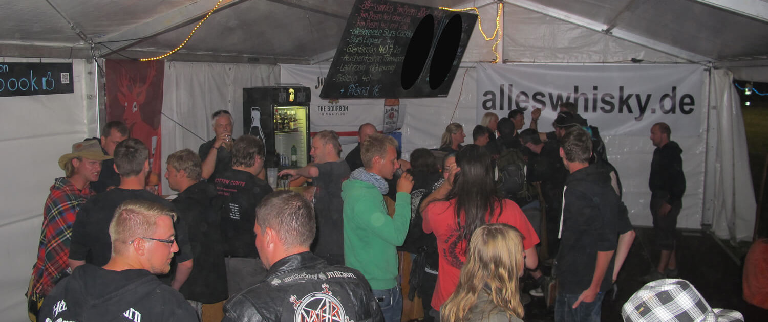Summer Breeze 2013 - Die Party rollt los ...
