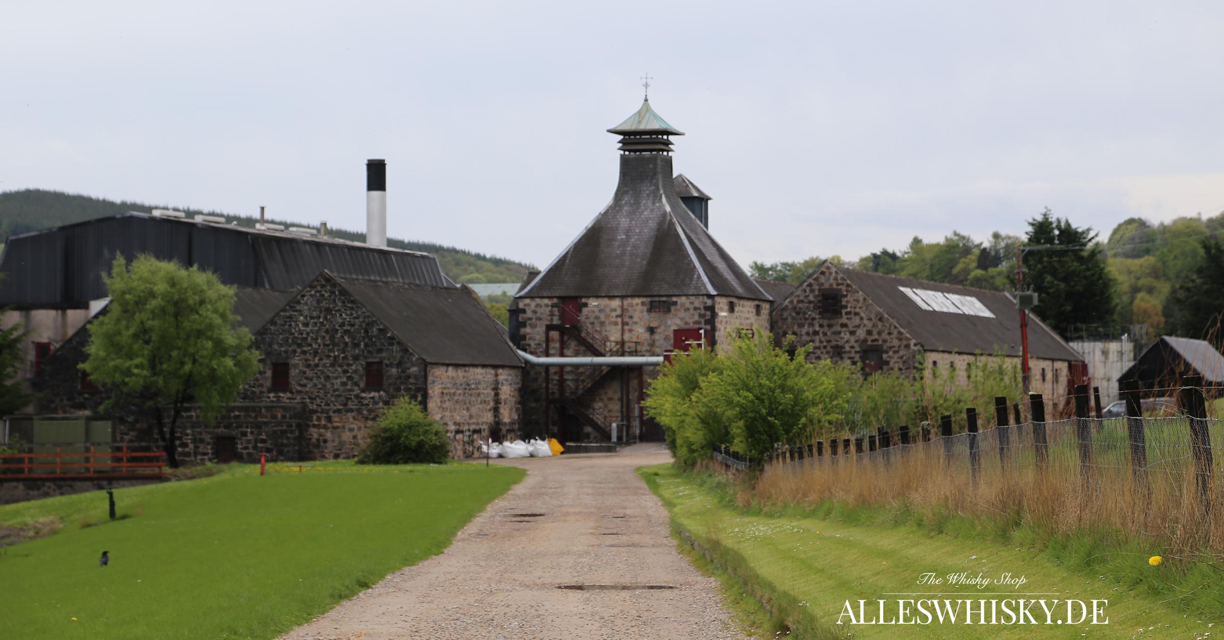 Balvenie Malt Whisky Brennerei