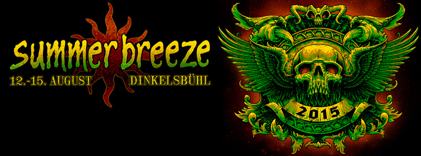 Event Summer Breeze 2015