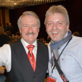 News – Richard Paterson feiert 45 Jahre im Whisky Business