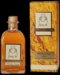 finch Whisky-Honig Likör