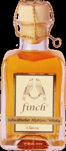 finch Classic Schwäbischer Highland Whisky 40% Kleine Flasche