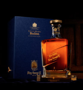 Johnnie Walker King George V Arrangement