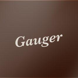 Gauger