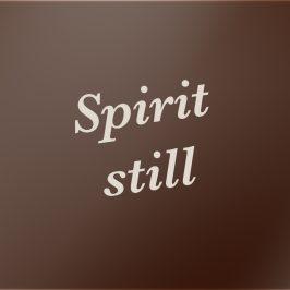 Spirit still