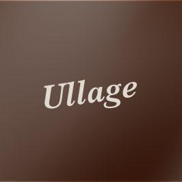 Ullage