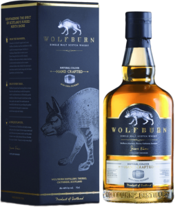 Wolfburn Single Malt First General Release 46% 0,7L GePa