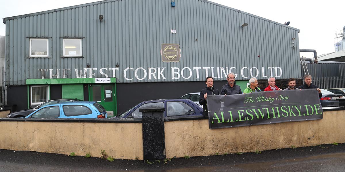 Whiskey Reise Irland 1.0 im Mai 2016 West Cork Bottling alleswhisky