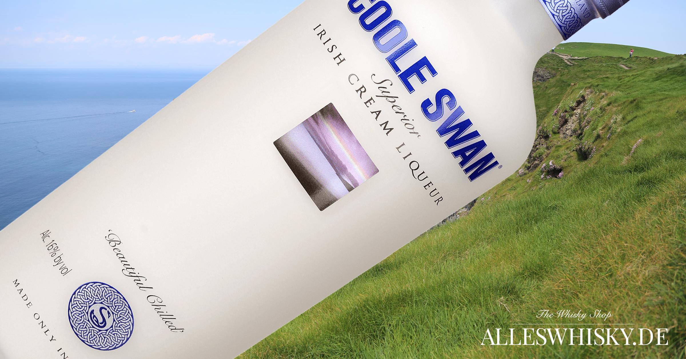 Coole Swan Superior Irish Whiskey Cream Liqueur alleswhisky