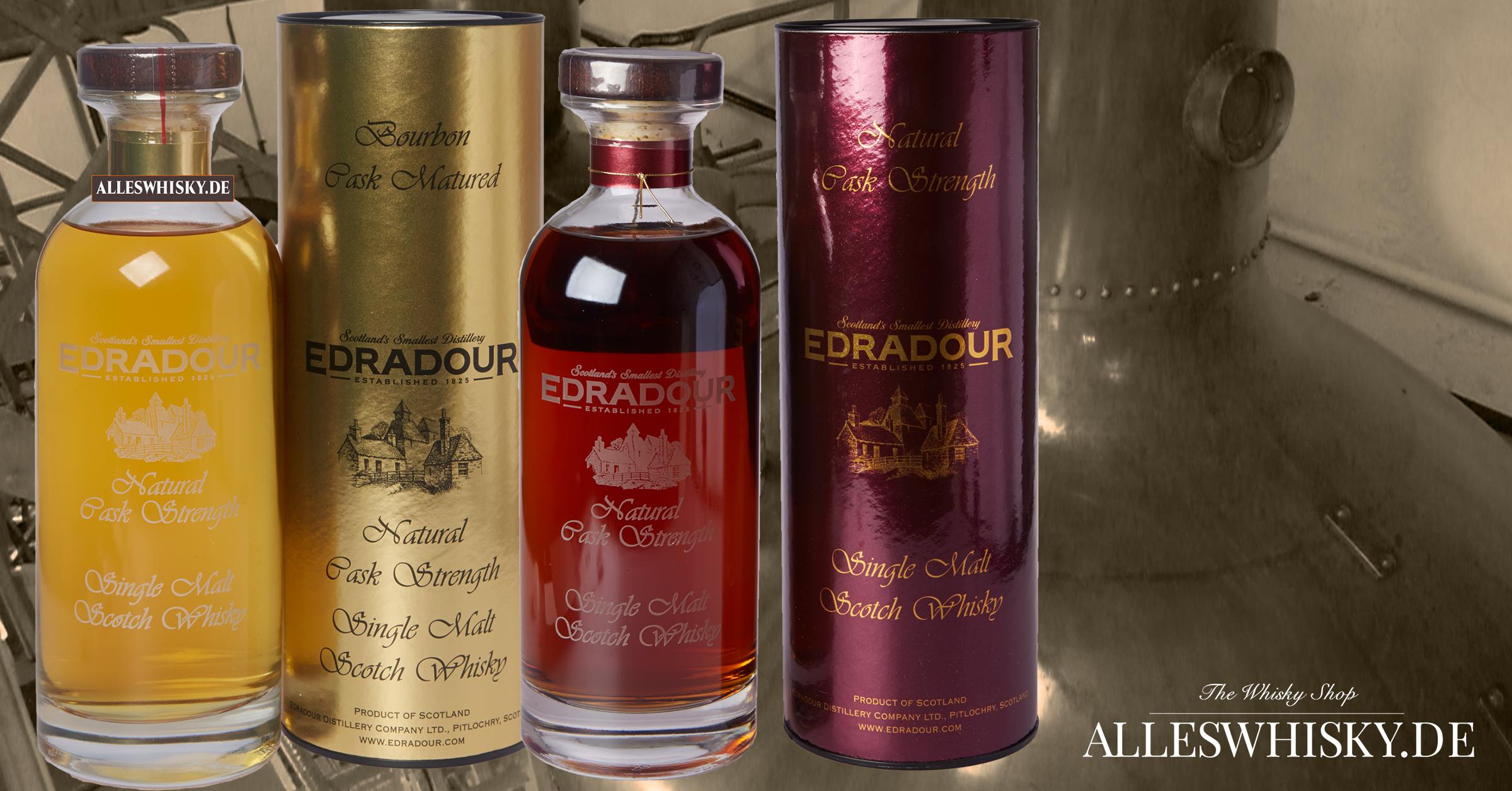 Edradour Ibisco Decanter Bourbon Sherry Whisky Brennerei Pot Stills Oktober 2011
