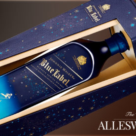 News – Johnnie Walker Blue Label rüstet sich für den Winter 2016