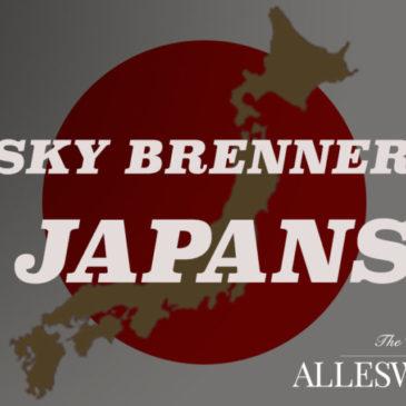 Liste aller Whisky Brennereien Japans