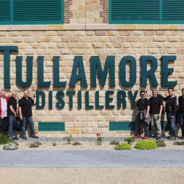 Tullamore D.E.W Whiskey Distillery (Irland) Brennerei Steckbrief