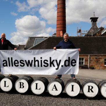 Balblair Malt Whisky Distillery (Schottland) Brennerei Steckbrief