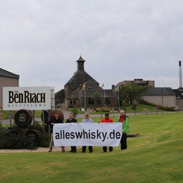 Benriach Malt Whisky Distillery (Schottland) Brennerei Steckbrief