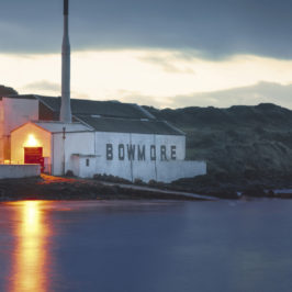 Bowmore Malt Whisky Distillery (Schottland) Brennerei Steckbrief