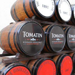Tomatin Malt Whisky Distillery (Schottland) Brennerei Steckbrief