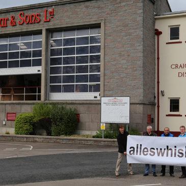 Craigellaichie Malt Whisky Distillery (Schottland) Brennerei Steckbrief