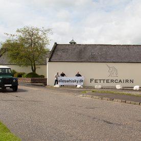 Fettercairn Malt Whisky Distillery (Schottland) Brennerei Steckbrief