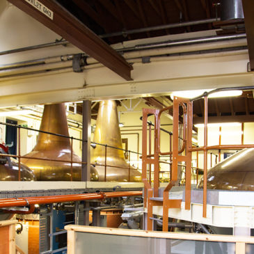 Glen Moray Malt Whisky Distillery (Schottland) Brennerei Steckbrief