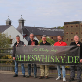Old Bushmills Malt Whisky Distillery (Irland) Brennerei Steckbrief