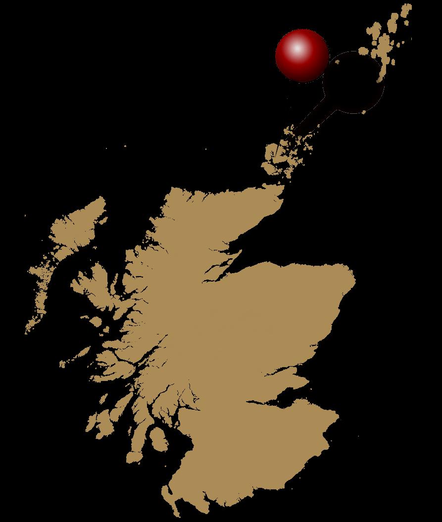 Schottland Karte Whisky.Scapa Whisky Brennerei Schottland Islands Standort Karte Whisky Blog