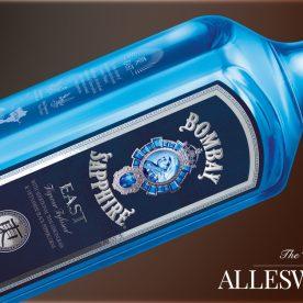 Historie und Geschichte des Bombay Sapphire Gin