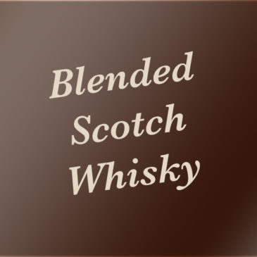 Blended Scotch Whisky – Eine Begriffsdefinition