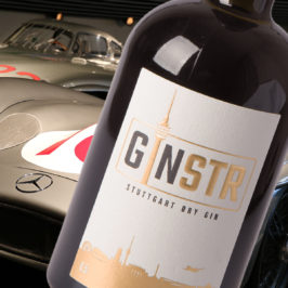 Editor´s Choice – Ginstr Stuttgart Dry Gin