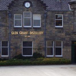 Glen Grant Malt Whisky Distillery (Schottland) Brennerei Steckbrief