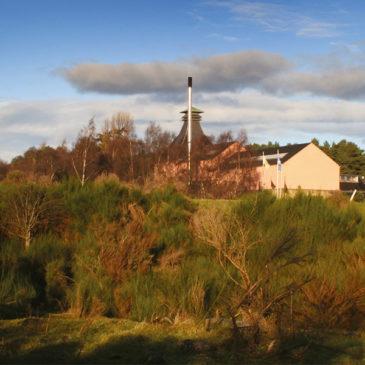 Knockando Malt Whisky Distillery (Schottland) Brennerei Steckbrief