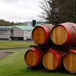 Tamnavulin Malt Whisky Distillery (Schottland) Brennerei Steckbrief