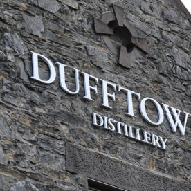 Dufftown Malt Whisky Distillery (Schottland) Brennerei Steckbrief