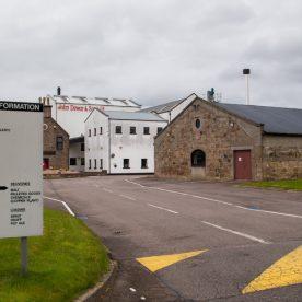 Royal Brackla Malt Whisky Distillery (Schottland) Brennerei Steckbrief