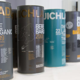 Am 12. April 2018 – Das Bruichladdich Whisky Tasting