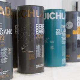 Am 12. April 2018 – Das Bruichladdich Whisky Tasting