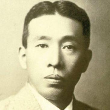 Shinjirō Torii (鳥井 信治郎) – Japanischer Whiskypionier