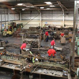 Speyside Cooperage (Schottland) Die Herren der Ringe