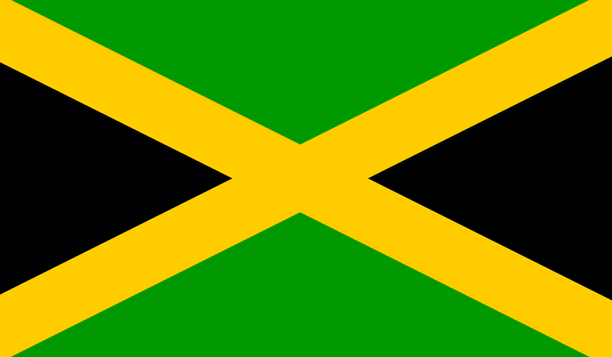 Jamaika Flagge Bedeutung