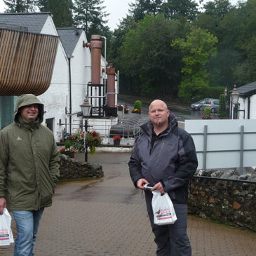 News – Glenturret Scotch Whisky Distillery geht an Schweizer
